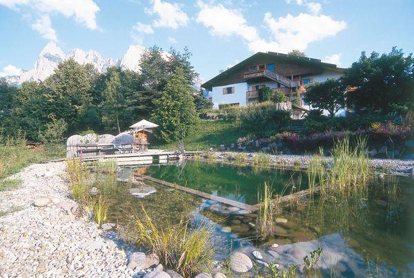 Foto vom Garten Völs am Schlern