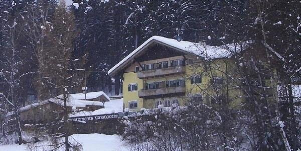 Foto invernale di presentazione Residence Konstantin