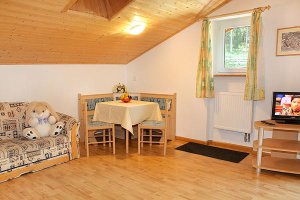Il salotto Residence Konstantin
