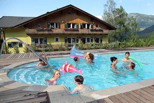 La piscina Residence Konstantin
