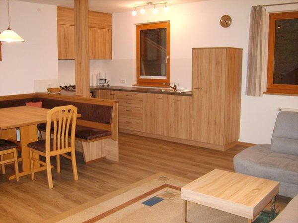 The living area App. Heidi Pigneter