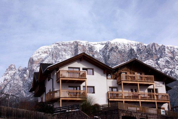 Winter presentation photo Haus Santner - Apartments 4 suns