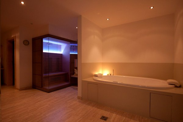 Photo of the wellness area Apartments Haus Santner