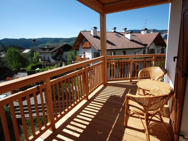 Photo of the balcony Haus Santner