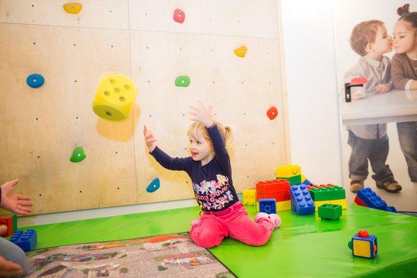 The children's play room Hotel Jägerhof