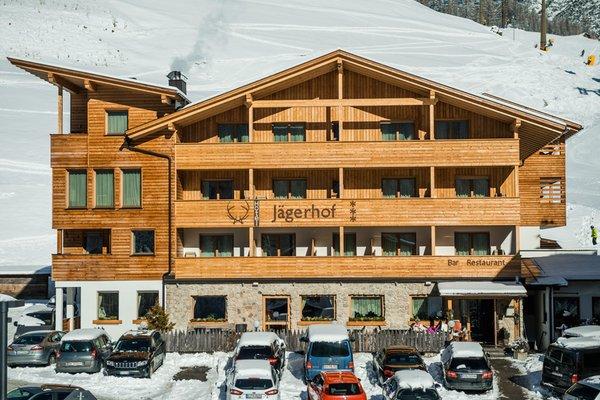 Winter presentation photo Hotel Jägerhof