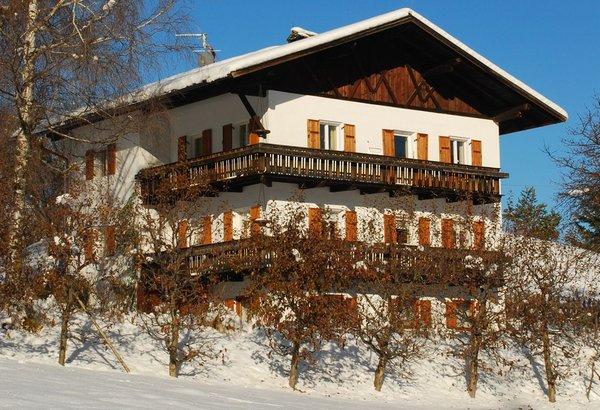 Foto invernale di presentazione Haus Mair - Bed & Breakfast 1 sole