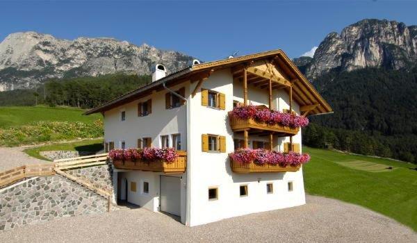 Foto estiva di presentazione Aichbühlerhof - Appartamenti in agriturismo 2 fiori