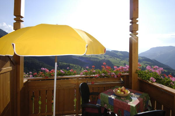 Foto del balcone Aichbühlerhof