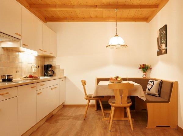 Foto della cucina Dosserhof