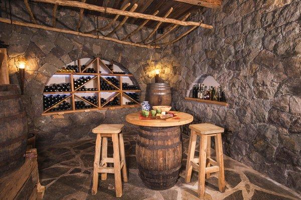 La cantina dei vini Fiè allo Sciliar Pitschlmann