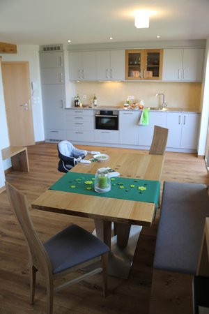 Foto der Küche Funtnatscherhof