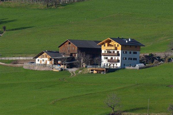 Lage Ferienwohnungen auf dem Bauernhof Funtnatscherhof Fiè allo Sciliar