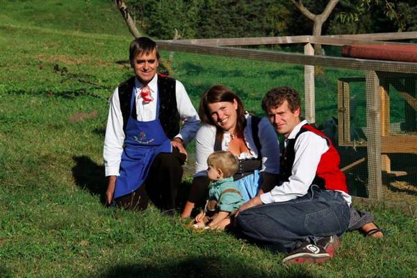 Bild Ferienwohnungen auf dem Bauernhof Gfliererhof