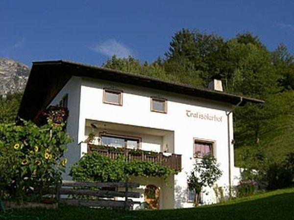 Sommer Präsentationsbild Trafisölerhof - Ferienwohnungen auf dem Bauernhof 3 Blumen