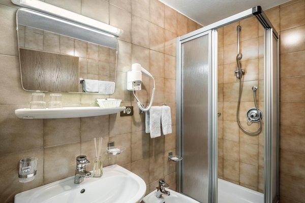 Foto del bagno Albergo Vittoria