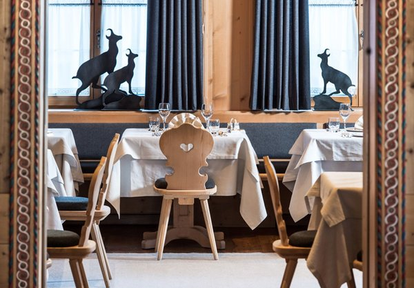Il ristorante Alpe di Siusi Sonne Sporthotel