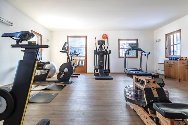 Photo of the fitness area Sonne Sporthotel