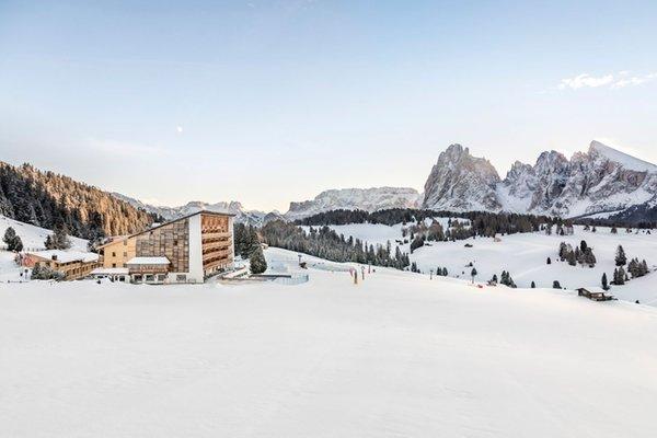 Winter presentation photo Sonne Sporthotel