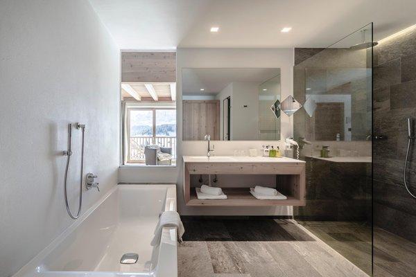 Photo of the bathroom Sonne Sporthotel