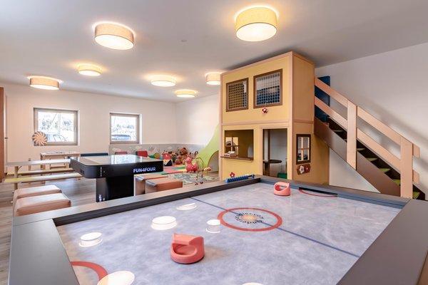 The children's play room Sonne Sporthotel