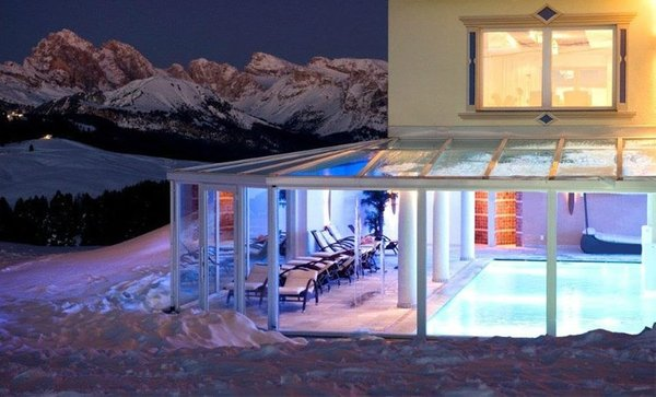 Swimming pool Santner Alpine Sport & Relax - Hotel 4 stars