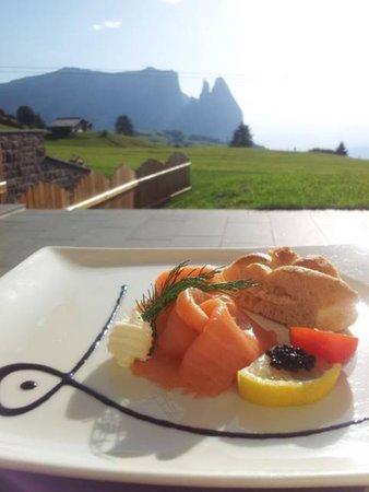 Ricette e proposte gourmet Santner Alpine Sport & Relax