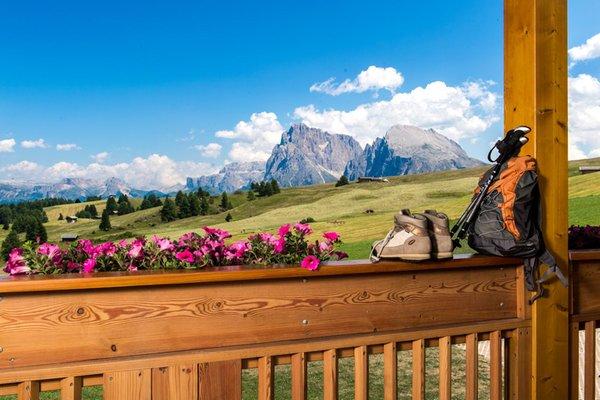 Foto del balcone Santner Alpine Sport & Relax