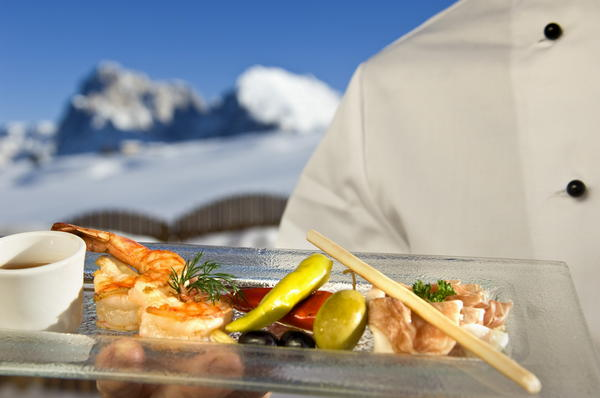 Recipes and gourmet-dishes Santner Alpine Sport & Relax