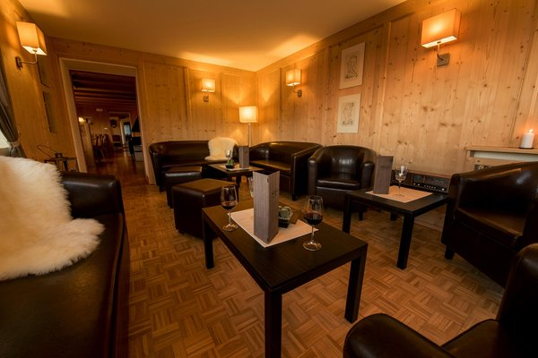 The common areas Hotel Bellavista