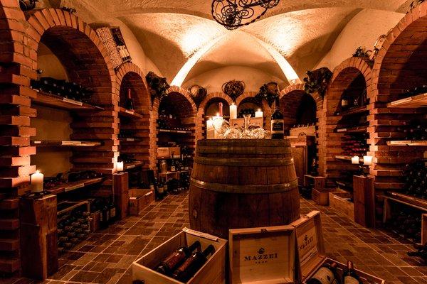 La cantina dei vini Alpe di Siusi Bellavista