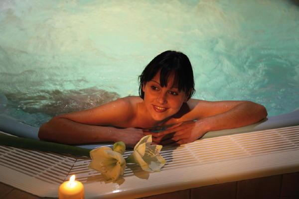 La piscina Bellavista - Hotel 3 stelle sup.