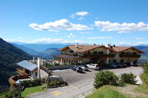 Foto estiva di presentazione Hotel Gstatsch