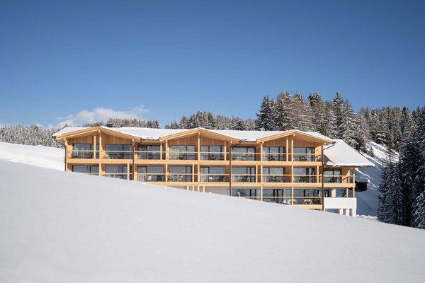 Foto Außenansicht im Winter Seelaus