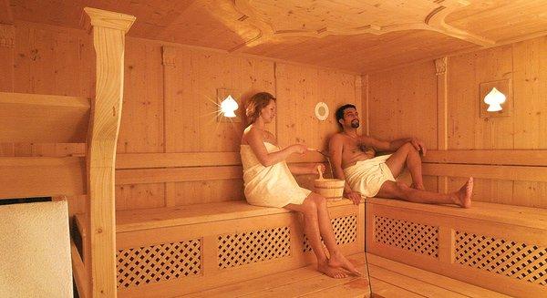 Foto der Sauna Seiser Alm