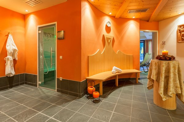 Photo of the wellness area Hotel Monte Piz