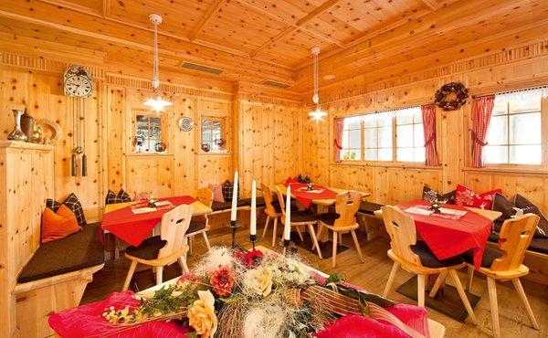 Foto der Stube Hotel Monte Piz
