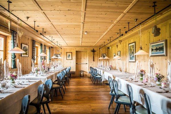 Foto della stube  Hotel Tirler – Dolomites Living Hotel