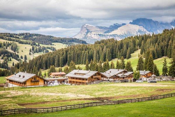 La posizione Hotel Tirler – Dolomites Living Hotel Alpe di Siusi