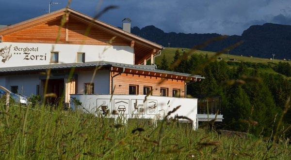 Foto estiva di presentazione Berghotel Zorzi - Hotel 3 stelle