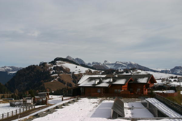 Obexer - Appartamenti 2 soli Alpe di Siusi