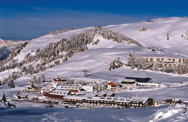La posizione Appartamenti Obexer Alpe di Siusi