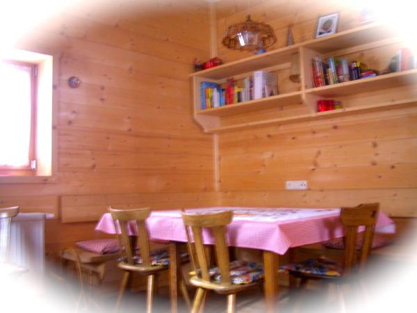 Foto della cucina Chalet Seiseralm