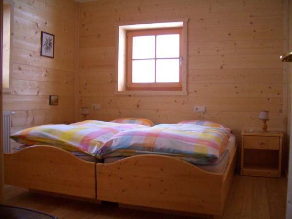 Foto della camera Casa vacanze Chalet Seiseralm