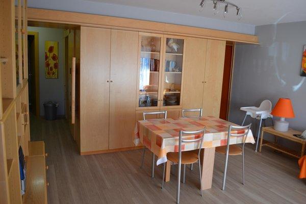 La zona giorno Zago - Appartamento 3 soli
