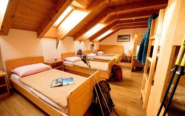 Foto della camera Rifugio con camere Mahlknechthütte