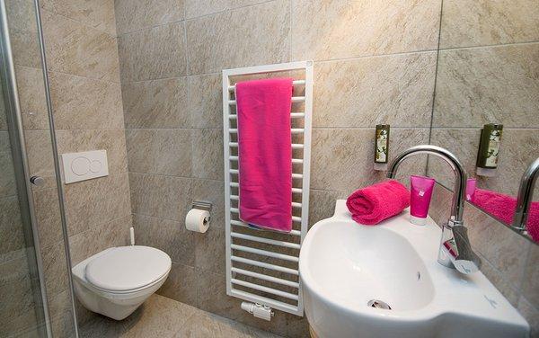 Foto del bagno Rifugio con camere Mahlknechthütte