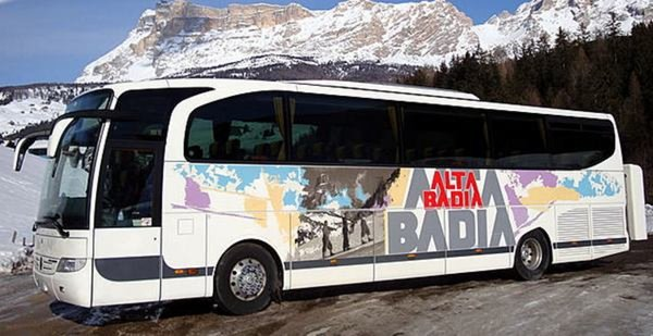 Foto di presentazione Taxi Alta Badia Bus