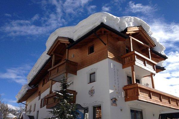 Winter presentation photo Small hotel Mirandola