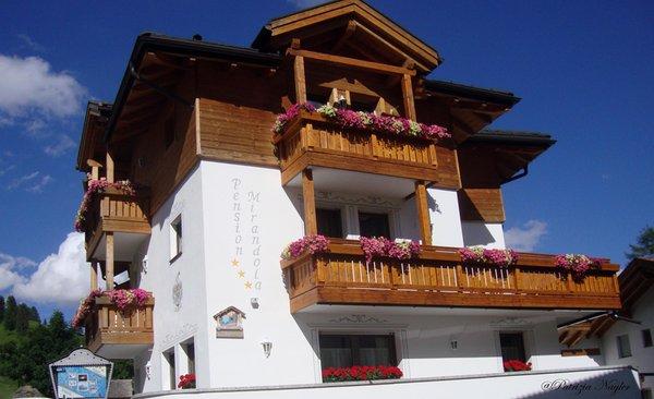 Summer presentation photo Small hotel Mirandola
